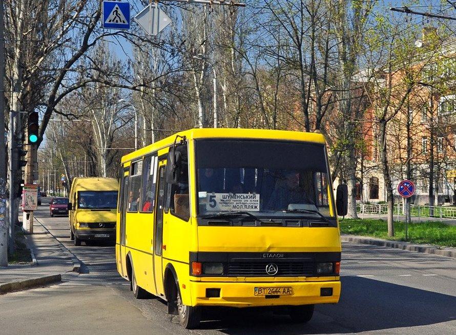 Все більше херсонці скаржаться на водіїв міського транспорту