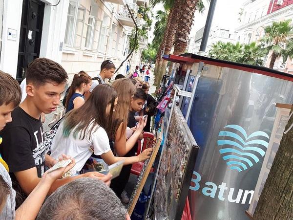 Діти учасників АТО відпочили у Грузії, фото-4