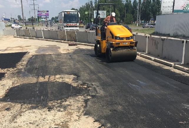 """Рух по Бериславському шосе в районі """"Фабрики"""" відновлено"""
