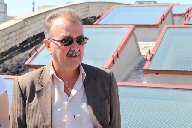 Мэр Херсона сообщил, когда отремонтируют здание УВК №56