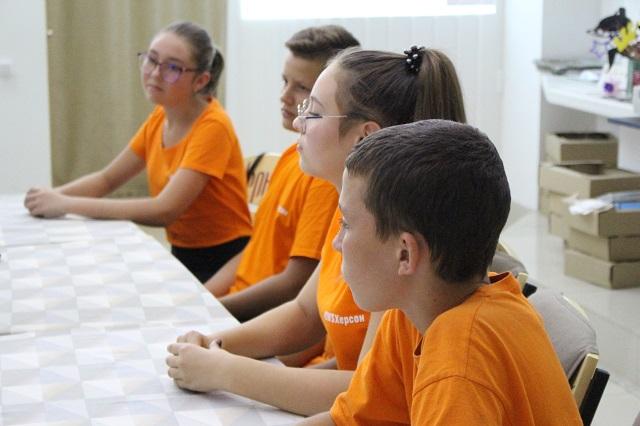 Міський голова Володимир Миколаєнко зустрівся з учасниками проекту Zero Waste School: Херсон