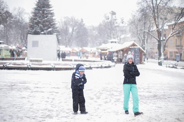 Діти із сімей учасників бойових дій відпочивали у Західній Україні