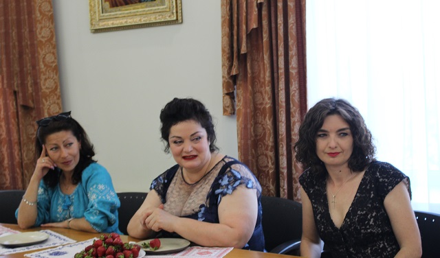 До Херсону завітала грузинська делегація
