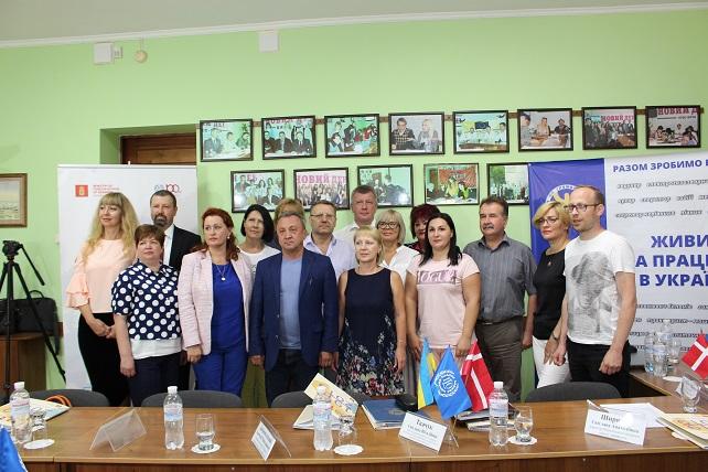 Володимир Миколаєнко підписав меморандум із Міжнародною організацією праці