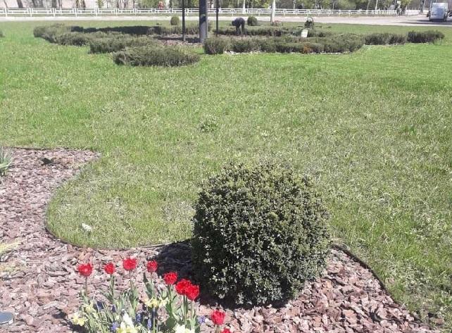 У Херсоні готують фонтани до літнього сезону