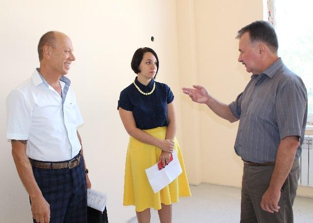 Володимир Миколаєнко провів виїзну нараду на території ЗОШ №16