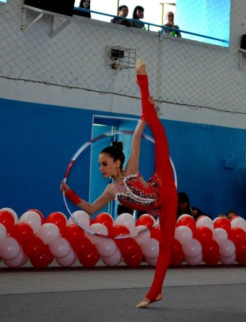 У турнірі «SKIFSKA NADIYA» перемогли гімнастки з Херсона